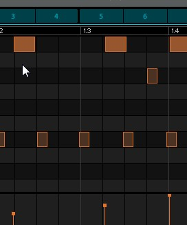load drum kit without pattern