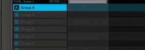 Understanding the Maschine arranger area