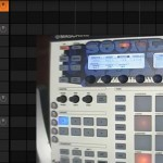maschine pad link groups and pad layering