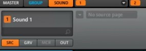 Overview of the new modules and module area in maschine 1.6
