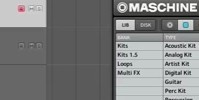 Sequencing Maschine inside of Logic