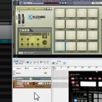 reason multi channel in maschine