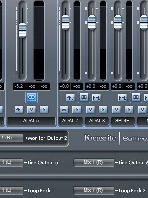 Focusrite loopback sampling setup for Youtube, iTunes, Windows Media, and System Audio