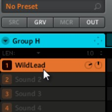 How to layer multiple plugins on a single pad without using KORE