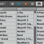 maschine and komplete 8 browser integation