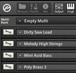 sound design in kontakt 5
