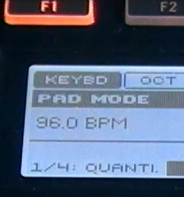 pad mode octaves