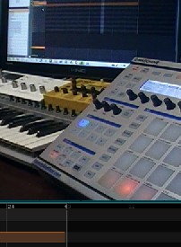 maschine sequencing dave smith mopho