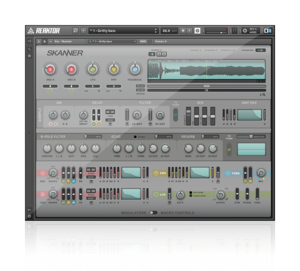 A New Free Reaktor synth called Skanner from Native Instruments