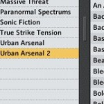 urban arsenal 2 presets for maschine