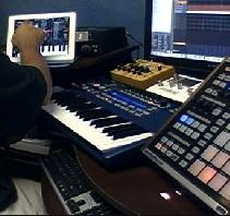 Sequencing an iPad as a sound module via MIDI