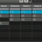 maschine scene changes in logic