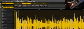 Sample yourself playing plugins live in Maschine