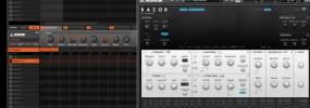 How to sample vocals through a vocoder in Maschine (using Razor)