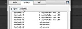 Maschine 2.0 understanding the MIDI and Audio configuration menu