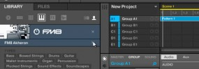 Maschine 2.0 importing third-party and user presets for FM8