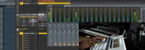Maschine Studio routing multiple tracks of audio and recording into FL Studio 11 in realtime