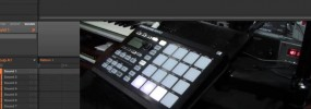 Maschine 2.0 how to adjust the scene loop range from the Maschine Mikro controller