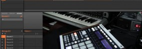 Maschine 2.0 how to adjust the scene loop range from the MK2 hardware controller