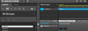 How to save your projects in Maschine 2.0