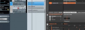 Maschine 2.0 sequencing in Cubase via MIDI drag and drop