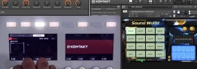 Maschine 2.0 how to map custom Kontakt parameters to the knobs on your controller