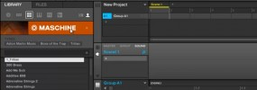 Maschine 2.0 importing your sound and module presets from third-party plugins