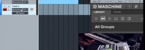 Maschine 2.0 recording MIDI into Studio One 2 in real-time
