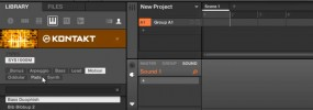 Maschine 2.0 how to quickly import and tag third party Kontakt libraries