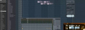 Maschine 2.0 using FL Studio as a plugin to sync vocals and acapellas
