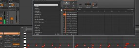 Maschine 2.1 midi batch drag and drop in Ableton Live 9