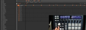 Maschine MK2 copying and duplicating events between groups in Maschine 2.0