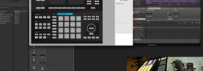 Maschine 2 Recording Scene Changes in Logic X via MIDI