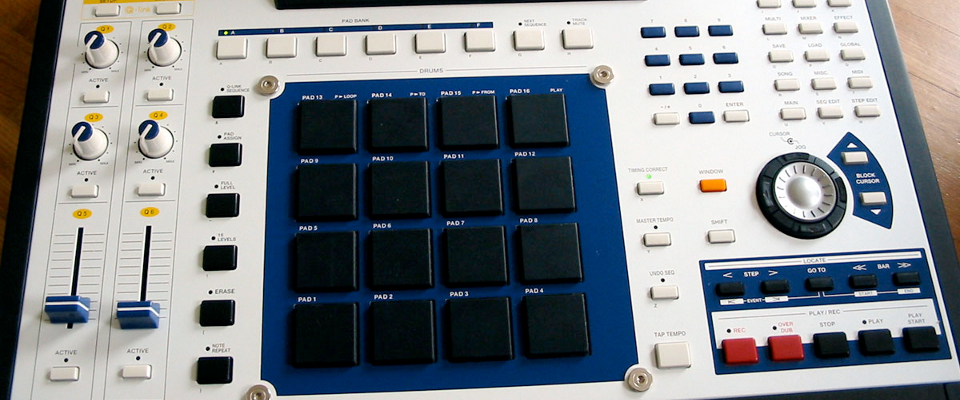 Sample Download: Akai MPC 4000 Factory Library