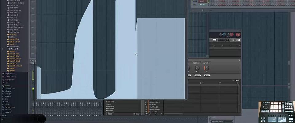 Maschine 2 Recording Automation In FL Studio
