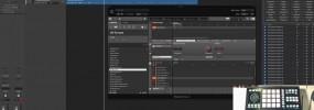 Jamming on Maschine in Logic Pro