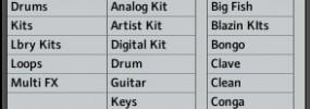 Maschine Tutorial: Understanding the Sound Browser