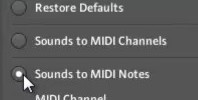 MT Quick Tip: See the proper midi channel for each group's midi batch setting