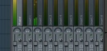 Maschine in FL Studio – tracking out beats live into separate audio tracks