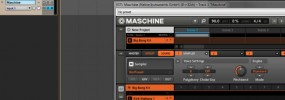Sequencing multiple Maschine MIDI tracks in Reaper