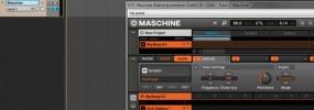 Sequencing multiple Maschine MIDI tracks in Reaper