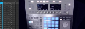 Maschine 2.0 set specific pads to be full velocity on Maschine Studio