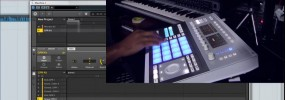 Maschine 2.0 with Maschine Studio MIDI sequencing in Cubase