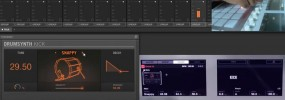 Maschine 2.0 Understanding the kick drum synth module