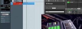 Maschine 2.0 recording MIDI live into Cubase