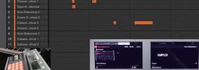 Maschine Studio understanding and using the nudge settings to edit data