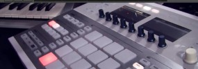 Maschine Studio how to adjust project tempo from the controller