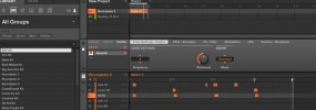 Maschine 2.0: How to save your patterns for use with other projects and groups