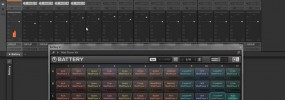 Maschine 2.0 routing individual pads from Battery 4 to separate mixer channels