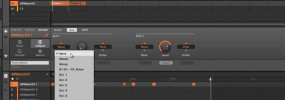How to automate your fx on and off with patterns using aux routing